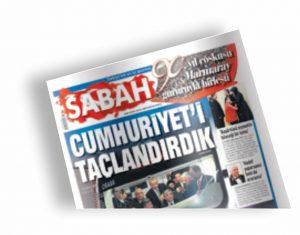 Sabah Gazetesi İlan Servisi